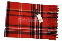 Cashmere Feel Classic Scarf #18-4 Red